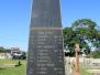 Stanger Cemetery - Military Graves