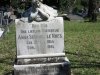 Stanger Cemetery - Grave - Anna Susannah Le Roes 1954