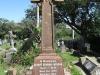Stanger Cemetery - Grave -  Captain Albert Edward Jacksom N.M.R. - 1923