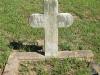 Stanger Cemetery - Grave  Edith Clarke 1923 - wife Vicar of Stanger