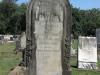 Stanger Cemetery - Grave - Elvina & George Sime