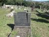 Stanger Cemetery - Grave - Francina Budge 1939