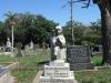 Stanger Cemetery - Grave - Guy Spencer Trusler 1929