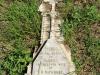 Stanger Cemetery - Grave Harriet Rathbone 1890