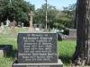 Stanger Cemetery - Grave - Herbert Curtiss 1943 & Dorothy