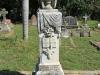 Stanger Cemetery - Grave John Howe 1886
