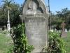 Stanger Cemetery - Grave - Joseph Parker 1906