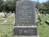 Stanger Cemetery - Grave - Maria Aletta De Witt
