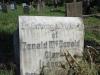 Stanger Cemetery - Grave - Ronald McDonald Clark