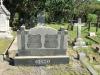 Stanger Cemetery - Grave  Violet & Charles Bond