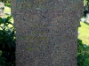 Stanger Cemetery - Grave  illegible  - died 2 Sept 190... - Born Scotland