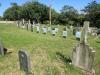 Stanger Cemetery - Gravesmilitary from 1879