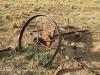 Swartberg Hlani Farm old derelict farmhouse equipment (2)