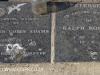 Sydenham St John with St Raphael grave  Alister Adams & Ralph Norman