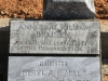 Sydenham St John with St Raphael grave  Annie & Wiiliam Bradley and Beryl  Mills