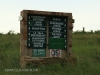 Tala Private Game Reserve - Signage