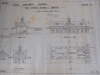Tongaat station plans 1902 on linen  (4)