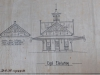 Tongaat station plans 1902 on linen  (7)