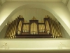 St Cyprians Anglican Church - Organ Pipes