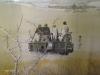 Umfolosi - Centenary Game Capture Centre - displays - capture vehicle painting