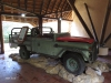 Umfolosi - Centenary Game Capture Centre - game capture vehicle