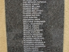 Umfolosi -  Main Gate - Roll of Honour