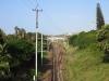 Illovo River - Beach Access - south bank - Rail line