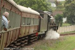 Umgeni Steam Railway - Kloof