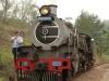 Umgeni Steam Railway Wesley Loco No 2685 at Inchanga station. (3)