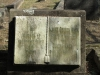 Umhlali Cemetery - grave - Albert & Elvina Knox