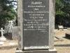 Umhlali Cemetery - grave - Albert Hulett