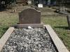 Umhlali Cemetery - grave - Alfie Quattrocchi 1989