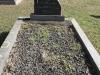Umhlali Cemetery - grave - Andre Le Breton de la vieuville 1997