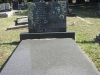 Umhlali Cemetery - grave -  Coenraad van Rooyen 1987