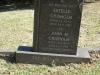 Umhlali Cemetery - grave -  Estelle & John Chisholm