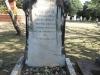 Umhlali Cemetery - grave -  Margaret Tweedie 1913