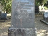 Umhlali Cemetery - grave  - Sarah Townsend 1936