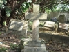 Umhlali Cemetery - grave -  Tommy Moore 1925 & Conrad  Ladlaw Drowned Amanzimtoti 1898