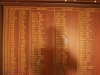 Umhlanga Country Club - Honours Boards -  Bowls (2)