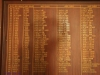 Umhlanga Country Club - Honours Boards -  Tennis (1)