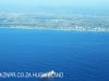 Umhlanga  - Coast aerial view nov 2015 (3)