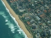 Umhlanga - Oyster Box to the South - aerial views