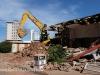 Umhlanga Rocks Oceans Post Office demolition Aug 2016 (43)