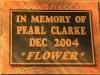 Umkomaas - Bowling Club - Memory of Pearl Clarke