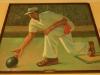 Umkomaas - Bowling Club - Natalie Nash painting