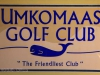 Umkomaas Golf Club - Club Sign and logo
