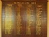 Umkomaas Golf Club - Honours Boards -  Club Champions (4)