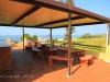 Umkomaas Golf Club - upstairs braai & view deck