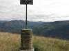 Umkomaas River - Hella Hella - Highover views of Umkomaas valley - Trig Beacon