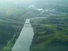 Umkomaas River mouth and views towards Sappi Saiccor  (2)